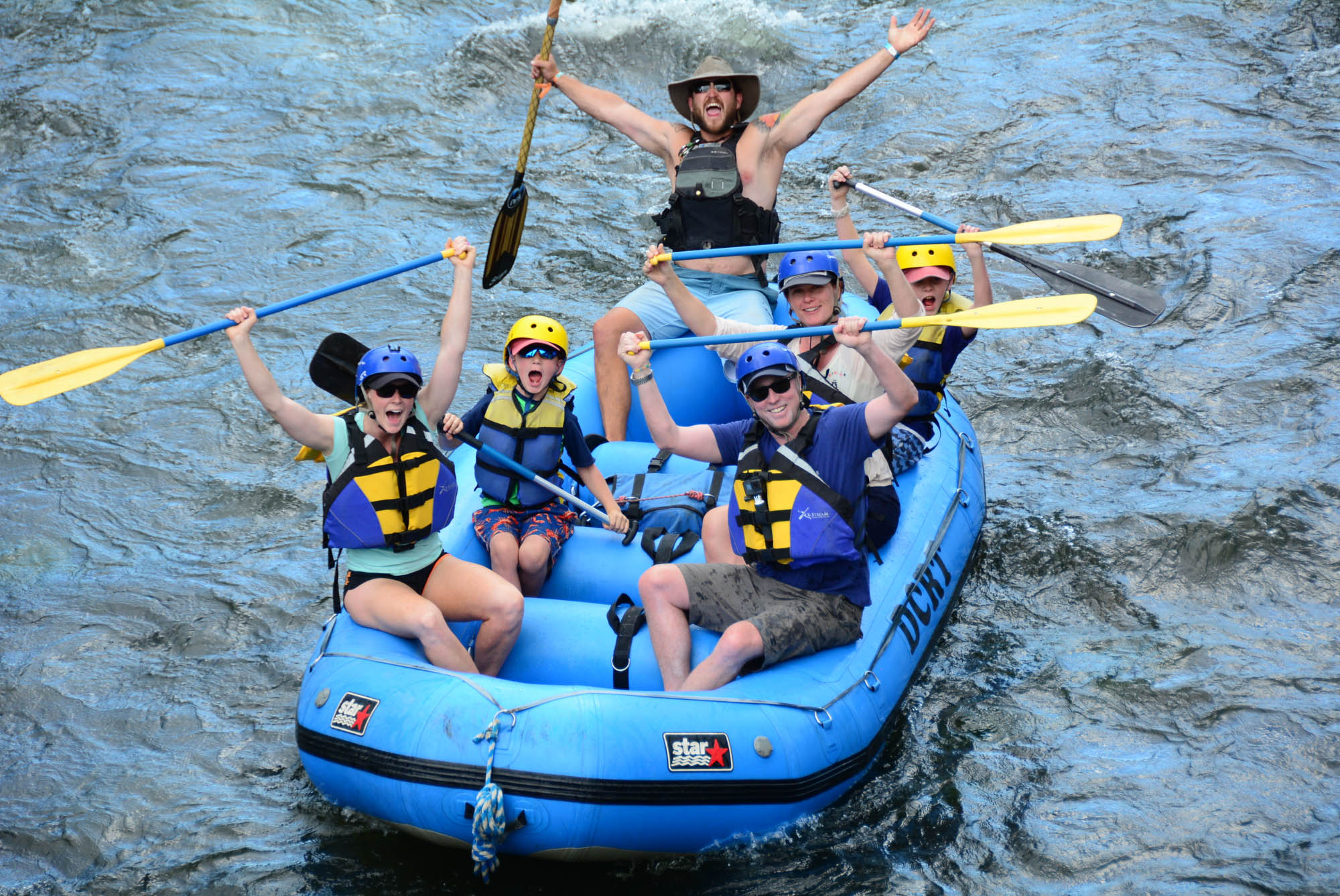 Truckee River Whitewater Rafting